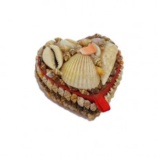 Шкатулка сердечком маленькая