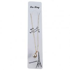 38-113 ожерелье с жемчужиной, 6 дизайнов
