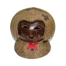 MB3 Фигурка девочки из кокоса
