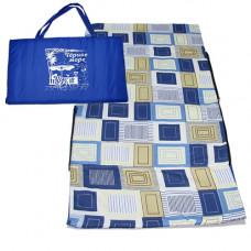 СК-3 Сумка-коврик для пляжа (с рисунком)  140х70х1,5см, 5ш...