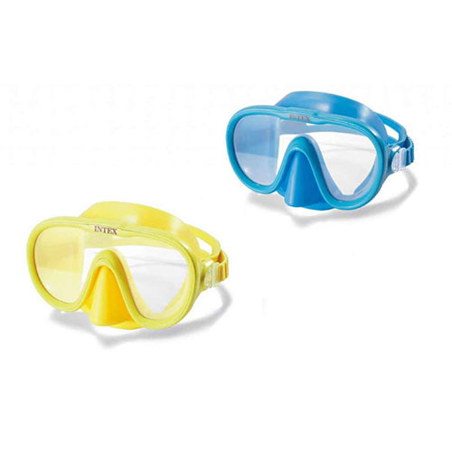 55916 Intex Маска для плавания 12шт/кор