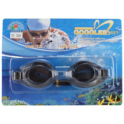 0424 Очки для плавания детские Yondee