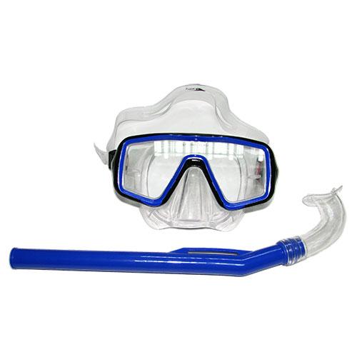 M104P+SN06P Набор детский Ricky маска+трубка 12шт/кор
