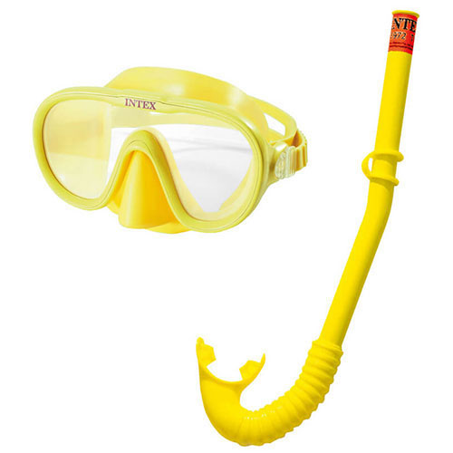 55642 Intex Набор: маска+трубка 8+ 6шт/кор