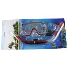 109-2 Набор для плавания маска+трубка