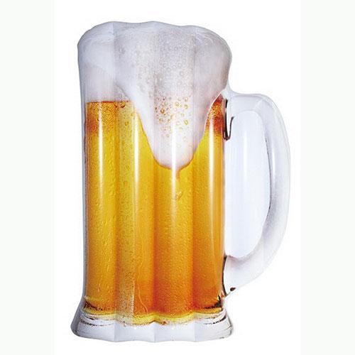 69769 Digo Матрас Кружка пива 182х125см 6шт/кор