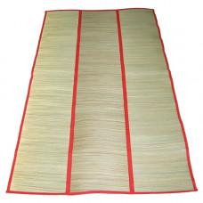 R95-90 Пляжный коврик из соломы 90х180 см