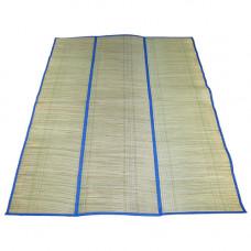 R95-120 Пляжный коврик из соломы  120х180 см