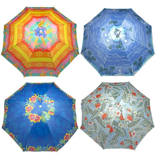 BUM 85 ST Пляжный зонт с напылением, с наклоном 170см