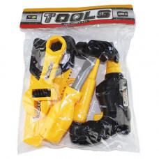 В1441938 Набор инструментов в пакете в кор. 168 шт.