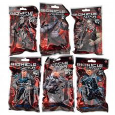17084366 Фиг. Bionicle War, 6 вид/,  дис. 24 шт. / 576 шт.