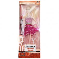 B1686204 Игрушка кукла с сумочкой в коробке в ассорт. в кор. 144 шт.