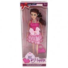 B1649328 Игрушка кукла с роз сумкой в коробке в ассорт. в кор 144 шт.