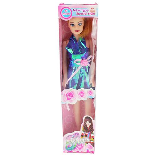 B1670055 Игрушка кукла в коробке в ассорт. в кор. 360 шт.