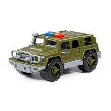 63663 Автомобиль-джип военный патрульный