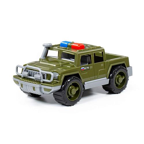 63618 Автомобиль-пикап военный патрульный