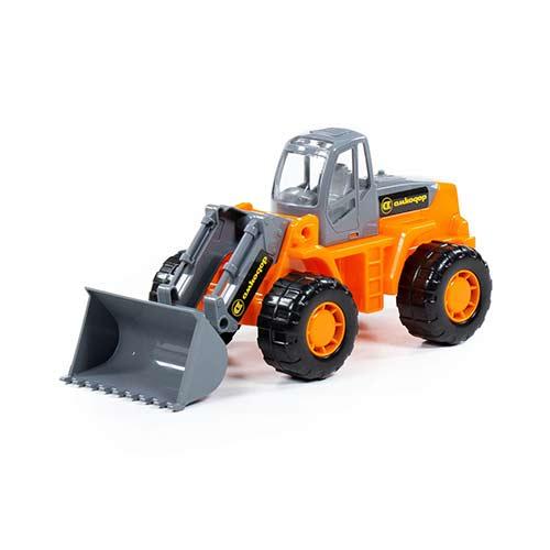 35400 Трактор-погрузчик Умелец,14 шт