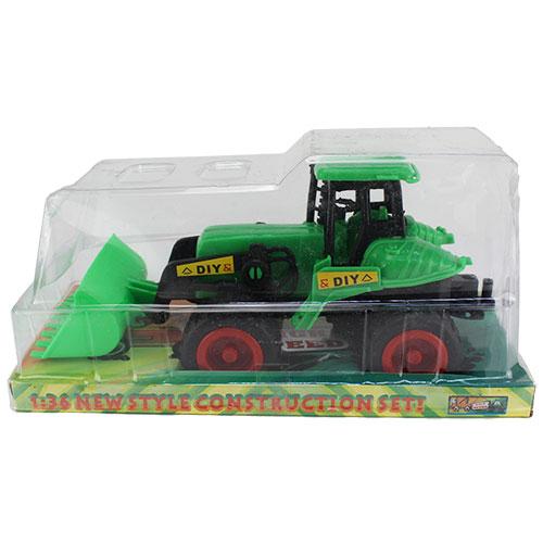 1806A002 Трактор инерц. (28x14x13 см) / 72 шт.
