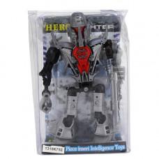 1310K792 Робот-констр-р Hero Soldier, 6 вид/, дис. 12 шт. ...