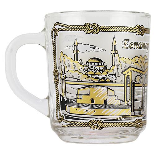 1335 Евпатория чай 250 мл  ДСГ золото, 6шт/уп