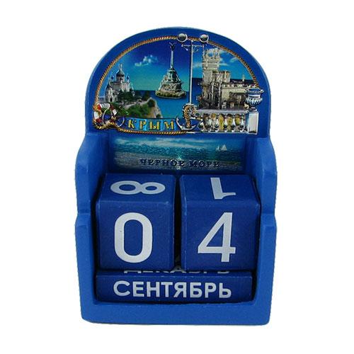 CD 102-1 Крым 1 календарь из полирезины