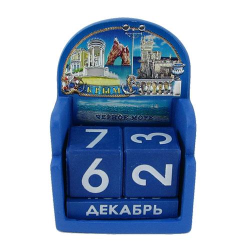 CD 102-5 Крым 5 календарь из полирезины