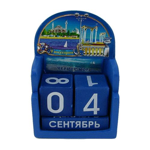 CD 106 Евпатория календарь из полирезины