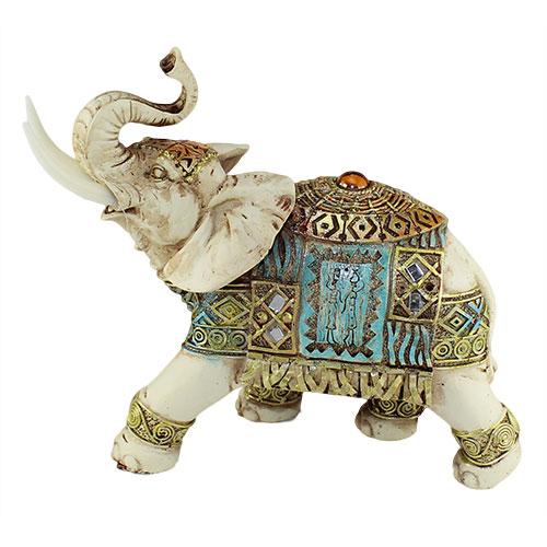 LA158-B16 Cтатуэтка слона 24,5 х 21 cм, 12 шт.