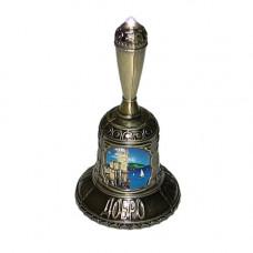 B3F-6 Крым, колокольчик с фольгой