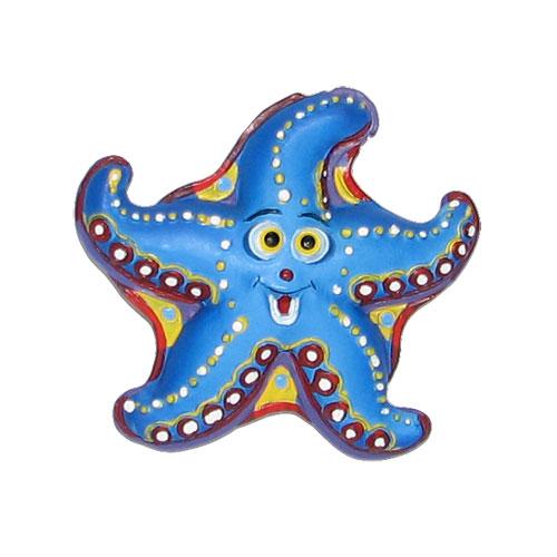 AT0603 S/18 Фигурки морских животных на магните