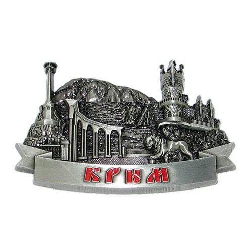 MRIB-19 магнит Крым античный с лентой