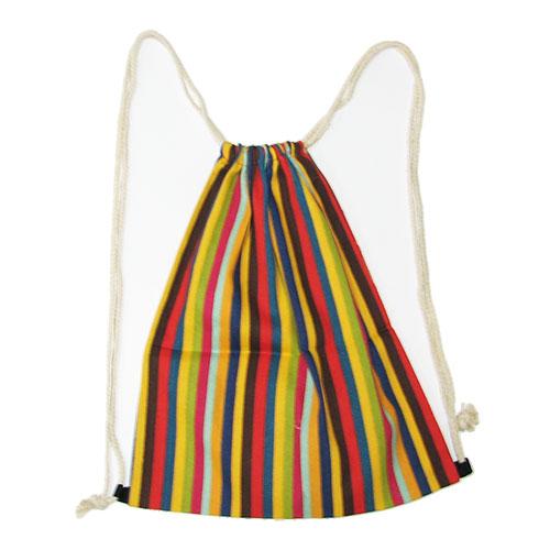 B349 Сумка-рюкзак текстиль 40х32см