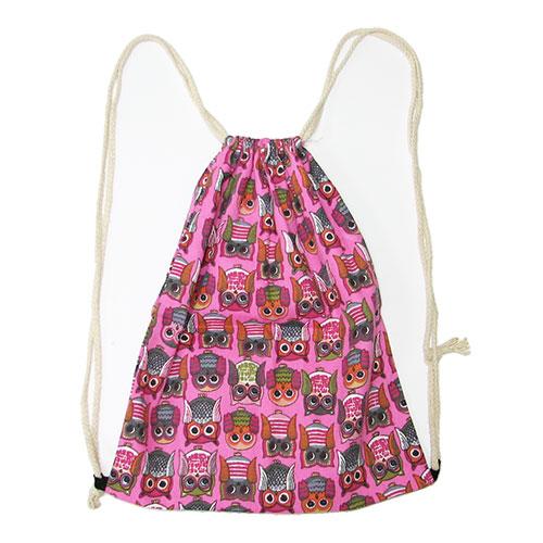 B350 Сумка-рюкзак текстиль 40х32см