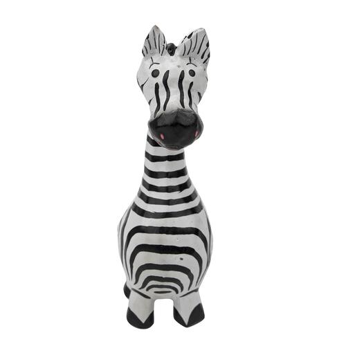 2020-2 Фигурка зебры 10,5 см