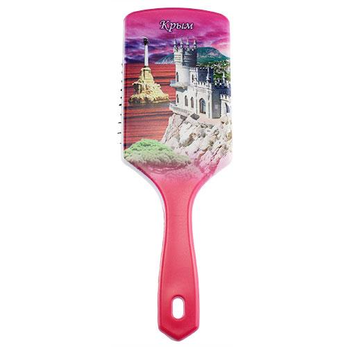 8586-5 Щетка для волос Крым роз