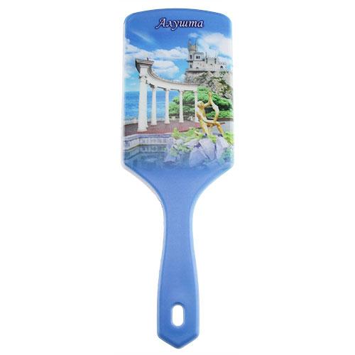 8586-24 Щетка для волос Алушта гол