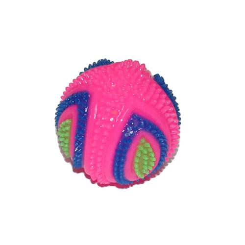 25546-3 Мяч пластик светящийся 6,5см, шт