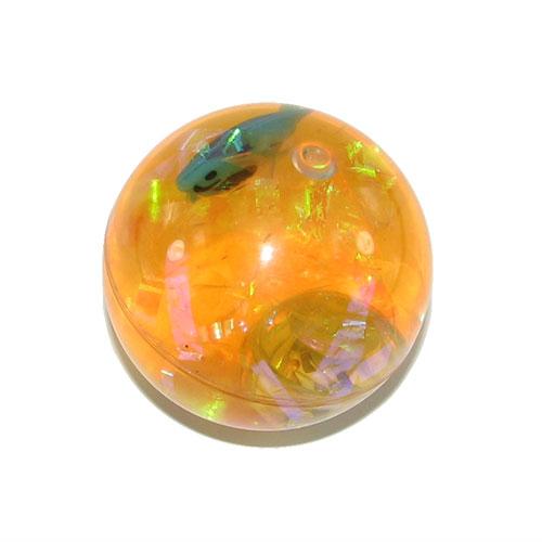 2844-1 Мяч пластик светящийся 6,5см
